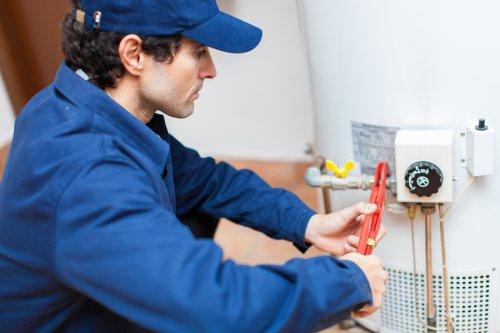 boiler - repair